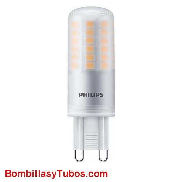 Bombilla Philips G9 4,8w 570 lumenes 3000k