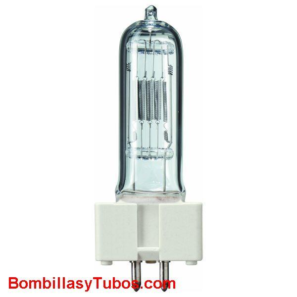 Philips 6996p 230v 1000w GX9.5 - Lampara Philips 6996p 230v 1000w GX9.5
