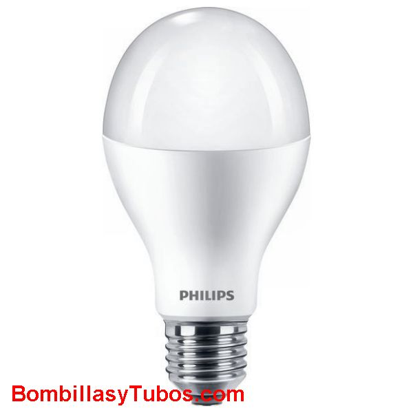 Bombilla led Philips A67 18-120w 2000 lumenes 4000k - Lampara Philips Led A67 18w-120w 4000k 2000 lumenes