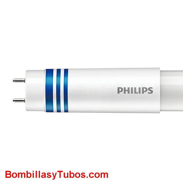 Philips T8 led universal 150cm UO 24w 830 3400 lumenes.reemplazo 58w - Tubo led reemplazo del fluorescentes de 58w de 150cm funciona con equipo electronico, magnetico y directo a red 230v