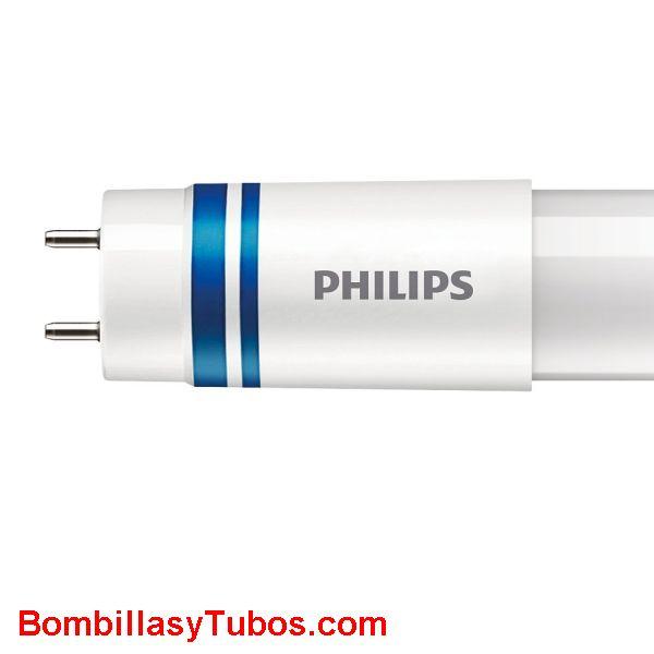 Philips T8 Led 120cm alimentacion 12w 1000 lumenes 3300k. Reemplazo 36w