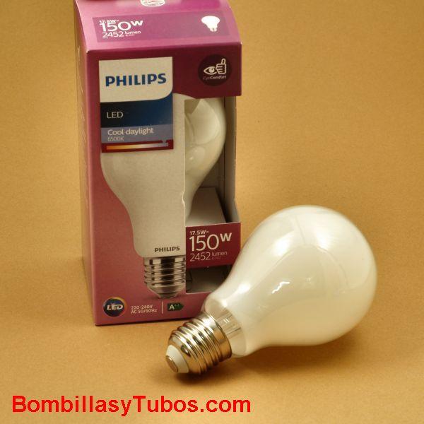 Philips lampara Led A67 230v 17,5w-150w 6500k