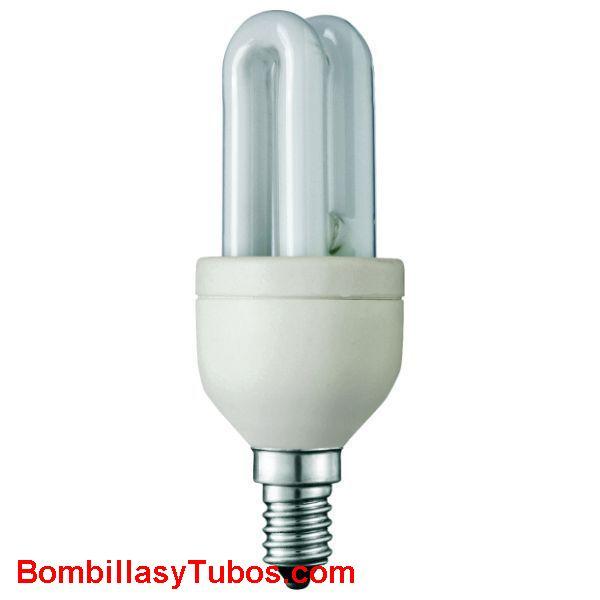 PHILIPS GENIE ES  5w/827 E14 - Lampara de bajo consumo Genie Esaver   E14  5W/827
