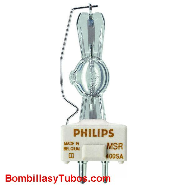 Philips MSR 400 SA - Lampara Philips MSR 400 SA