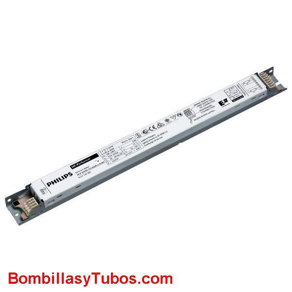 Balasto Philips HF-P 280 TL5 III . 2 t5 80w, 2 PL 80w