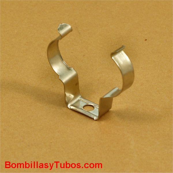 Soporte metal para PL-L / Dulux-L